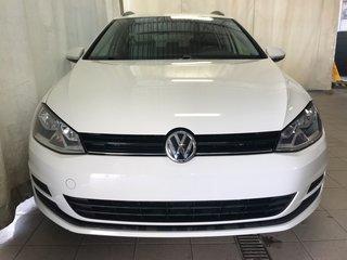 2015 Volkswagen Golf Sportwagon Trendline Automatique 1.8T
