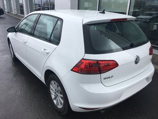 2016 Volkswagen Golf Trendline