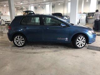 Volkswagen Golf Execline demo 2019