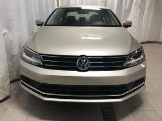 2015 Volkswagen Jetta Trendline plus 2.0L Automatique