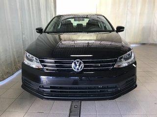 Volkswagen Jetta Trendline + Manuelle 2.0L 2015