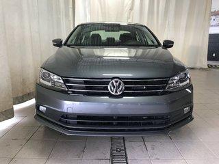 Volkswagen Jetta Highline 1.8T Automatique 2015
