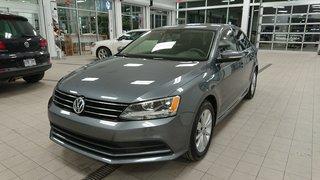 Volkswagen Jetta *PROMO PNEUS HIVER* Trendline + Toit Mags Camera 2015
