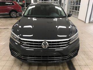 2018 Volkswagen Passat Highline R-Line