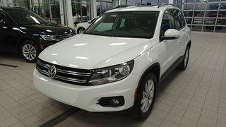 Volkswagen Tiguan Comfortline 4Motion Camera Toit *KIT HIVER INCLUS* 2015