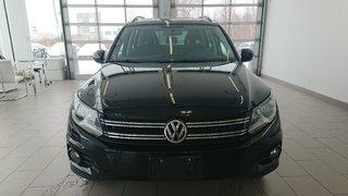 2015 Volkswagen Tiguan Comfortline 4Motion Toit Camera *KIT HIVER INCLUS*