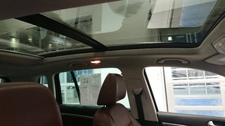Volkswagen Tiguan Highline Cuir Brun *PROMO PNEUS HIVER* 2015