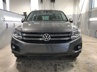 2017 Volkswagen Tiguan Highline 2.0T 4Motion