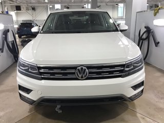 2018 Volkswagen Tiguan Highline Demo