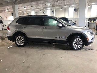 2019 Volkswagen Tiguan Trendline demo