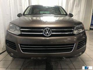2011 Volkswagen Touareg Execline Automatique 3.6L