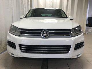 2013 Volkswagen Touareg Highline TDI 3.0L