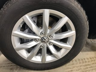 2016 Volkswagen Touareg Comfortline v6