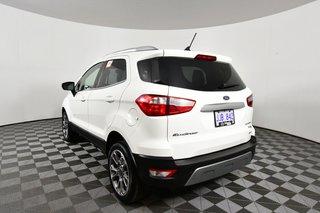 2018 Ford EcoSport Titanium 4WD Alloys Leather Sunroof
