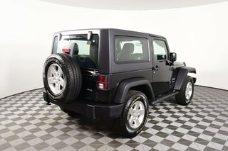 2016 Jeep Wrangler Sport Sunrider Soft Top  V6