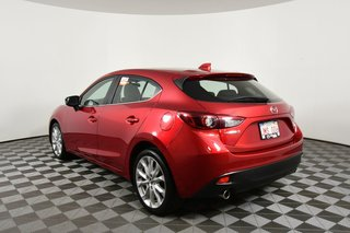 2015 Mazda Mazda3 Sport GT Factory Warranty Sunroof Alloys Automatic A/C