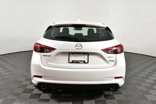 2018  Mazda3 Sport GT Sunroof Leather Factory Warranty