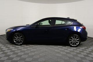 2018 Mazda Mazda3 Sport GT Sunroof Leather Factory Warranty