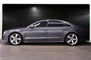 2015 Audi S8 4.0T (Tiptronic)