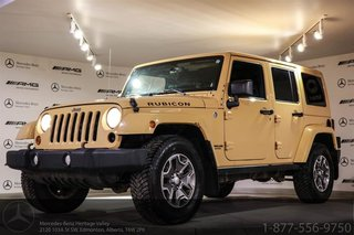 2013 Jeep Wrangler Unlimited Rubicon 4D Utility 4WD