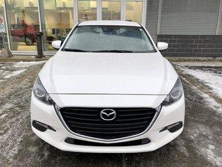 Mazda 3 Sport GX AUTO AIR BLUETOOTH 2018