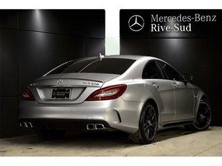 2017 Mercedes-Benz AMG CLS 63 4MATIC -- ADVANTGARDE EDITION PKG --