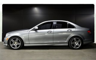 2009 Mercedes-Benz C-Class C300 4MATIC, TRES PROPRE