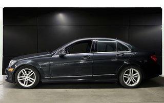 2014 Mercedes-Benz C-Class 300 4MATIC, TOIT OUVRANT
