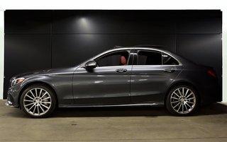 2015 Mercedes-Benz C-Class C400 4MATIC,AIRMATIC,SPORT PACKAGE