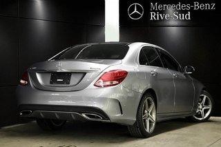 2015 Mercedes-Benz C-Class C300 4MATIC, TOIT PANO, NAVIGATION