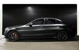 2015 Mercedes-Benz C-Class C400 4MATIC, TOIT PANORAMIQUE, BURMESTER
