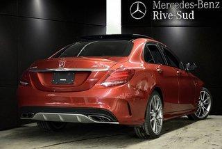 2016 Mercedes-Benz C-Class C450 4MATIC, DISTRONIC PLUS, # IDP