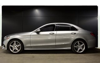 2016 Mercedes-Benz C-Class C300 4MATIC, Kyless-GO, Toit Panoramique