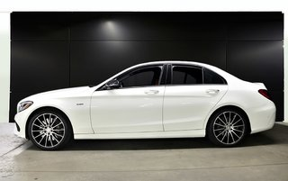 2016 Mercedes-Benz C-Class C450 4MATIC, SIEGES AMG, TRIM CARBONE