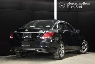 2018 Mercedes-Benz C-Class 4MATIC, TOIT OUVRANT