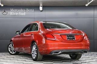 2018 Mercedes-Benz C-Class C300 4MATIC, ENSEMBLE HAUT DE GAMME