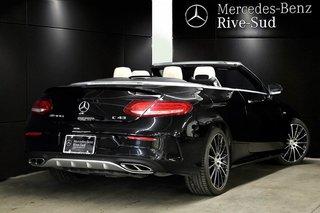 2017 Mercedes-Benz C43 AMG C43 AMG Convertible, Camera 360