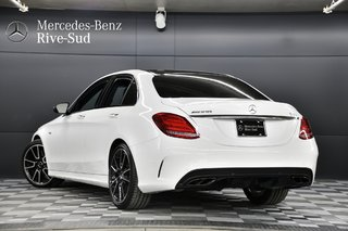 2018 Mercedes-Benz C43 AMG 4MATIC, ENSEMBLE NUIT/NIGHT PACKAGE