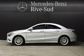 2018 Mercedes-Benz CLA-Class CLA250 4MATIC, TRES BAS KM!