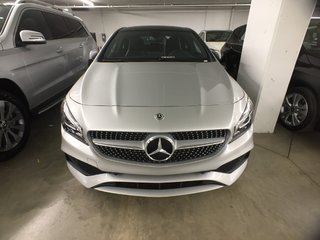 2019 Mercedes-Benz CLA250 4MATIC Coupe