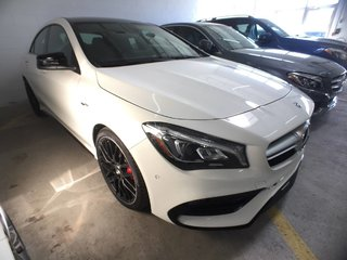 2018 Mercedes-Benz CLA45 AMG 4MATIC Coupe