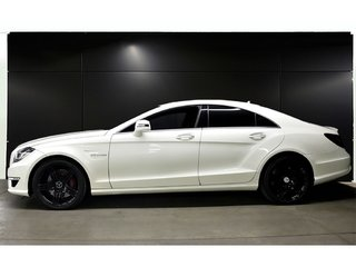 2012 Mercedes-Benz CLS-Class 63 AMG, DISTRONIC, DYNAMIC SEATS