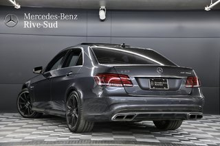 2015 Mercedes-Benz E-Class E63 AMG 4MATIC, EDITION CARBONE