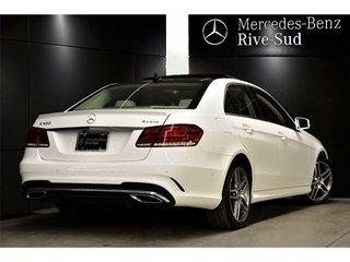 2016 Mercedes-Benz E-Class E400 4MATIC,Camera 360,Toit Panoramique