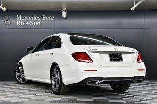 2017 Mercedes-Benz E-Class E300 4MATIC, ENSEMBLE HAUT DE GAMME