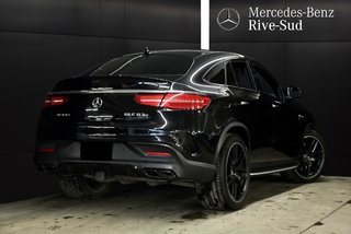 2016 Mercedes-Benz GLE-Class GLE63 4MATIC COUPE, NIGHT PACKAGE
