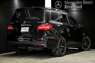 2018 Mercedes-Benz GLS-Class AMG GLS 63