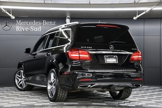 2017 Mercedes-Benz GLS550 4MATIC, 7 PASSAGERS