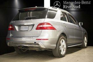 2014 Mercedes-Benz M-Class ML350 BlueTEC 4MATIC