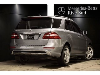 2015 Mercedes-Benz M-Class ML350 BlueTEC 4MATIC, AIR MATIC, NAVIGATION